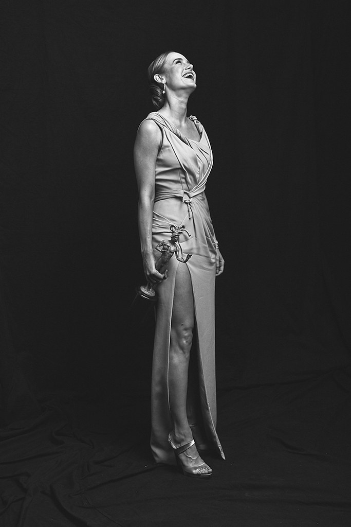 Бри Ларсон — Фотосессия на «SAG Awards» 2016 – 1