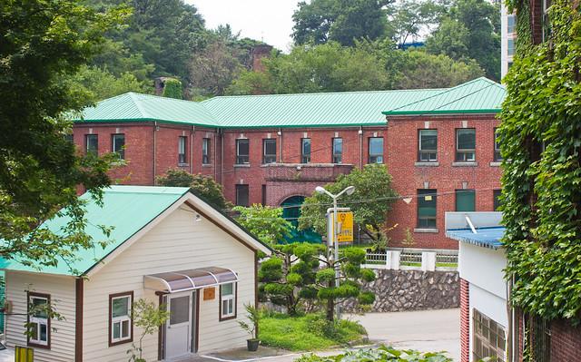 Former Jesus Hospital (1949), Jeonju, South Korea