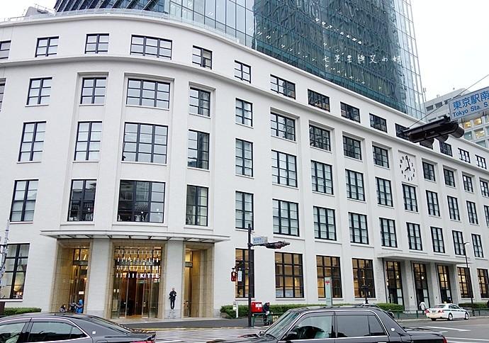 1 日本購物必買 東京 中央郵便局