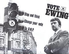 Alex Ewing SNP leaflet