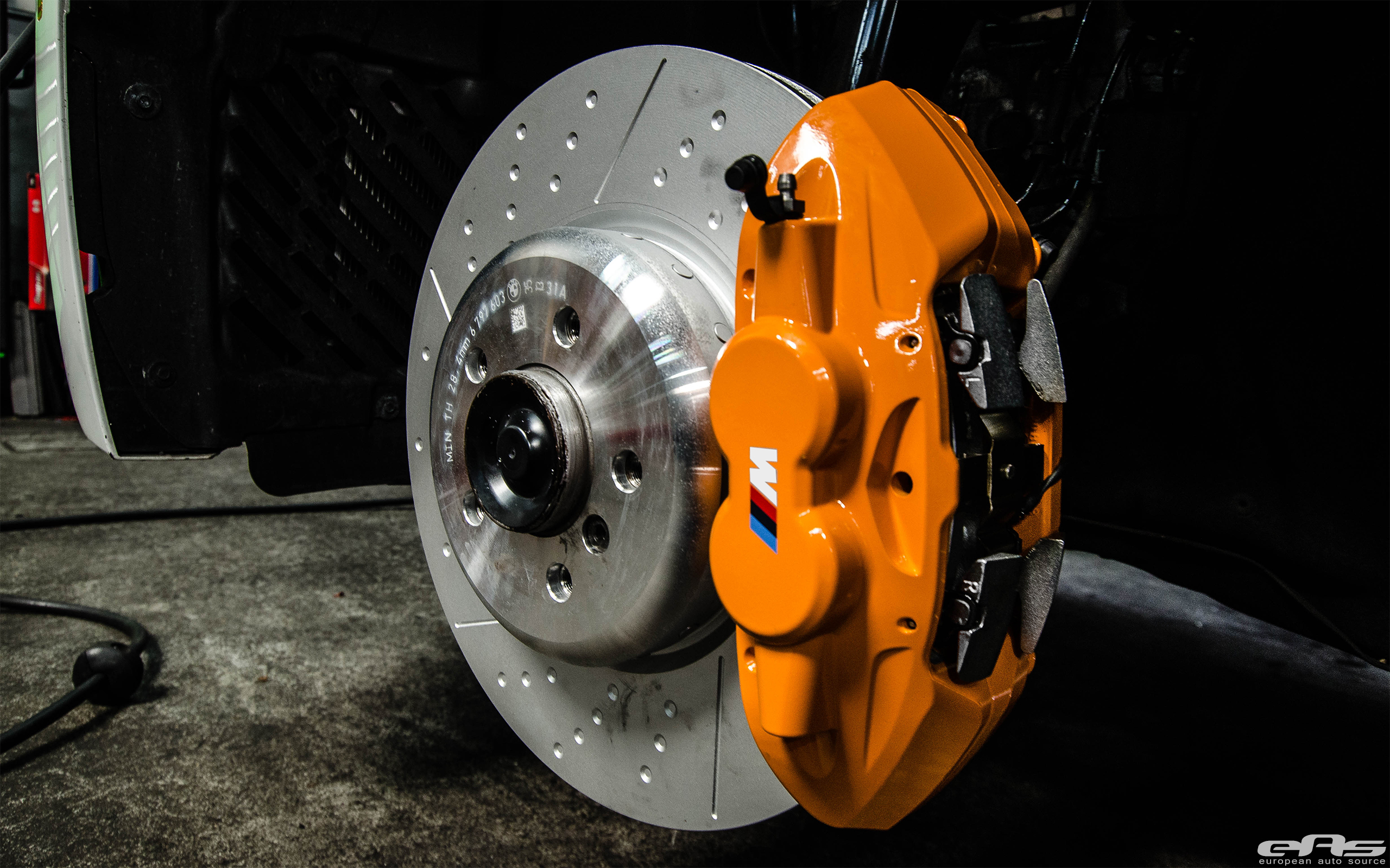 F32 428i M Performance Brake Upgrade Bmw Performance