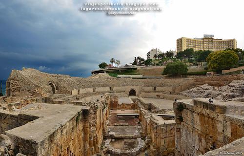 Anfiteatro de Tarraco (Tarragona, España)