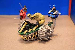 LEGO DC Comics 76055 Batman Killer Croc Sewer Smash 05