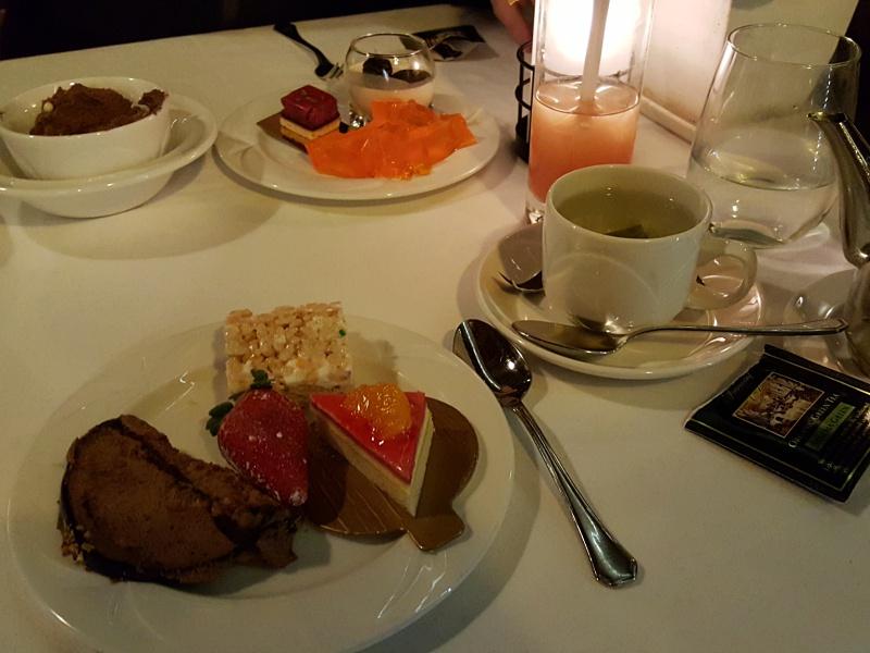 Aux Chantignoles dessert