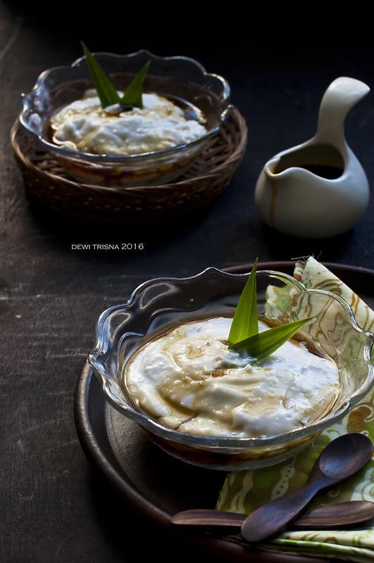 Bubur sumsum putih