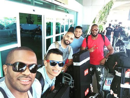 Estamos viajando desde a 1 da manhã quando saímos de SJ da boa vista/sp e graças ao Pai desembarcamos em Palmas/To as 11:30hrs Deus é bom demais! #Gratidão