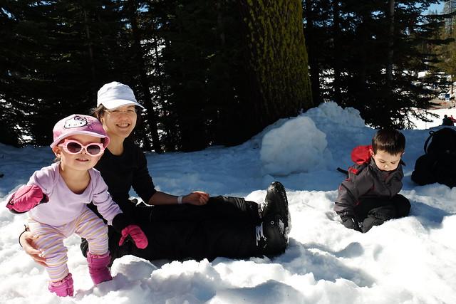 Yosemite Snow Trip