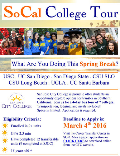 Microsoft Word - SoCal College Tour, Flyer.docx