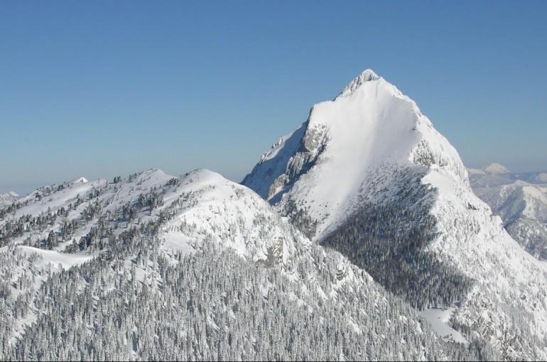Lugauer - štýrský Matterhorn
