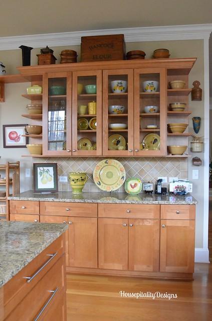 Vintage Kitchen - Housepitality Designs