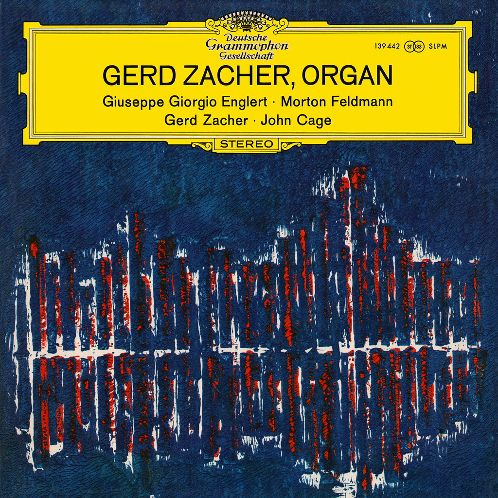 Gerd Zacher - Organ
