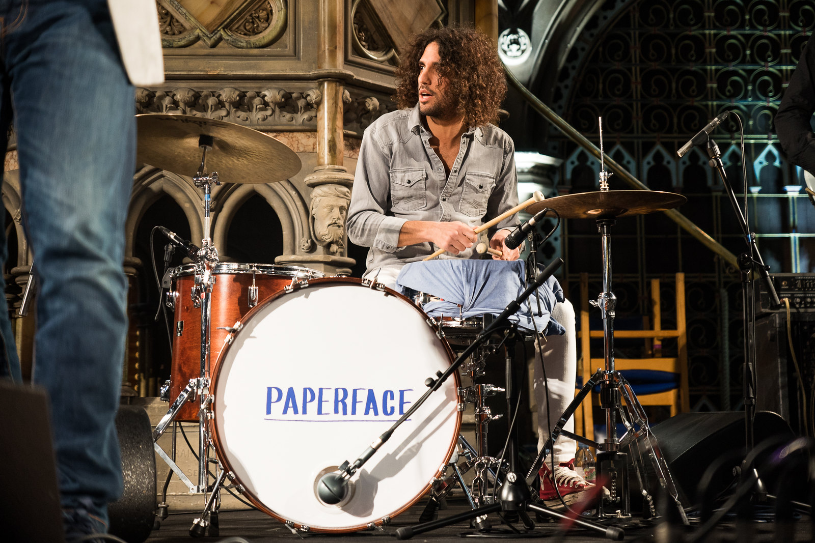 Daylight Music 215 - Paperface