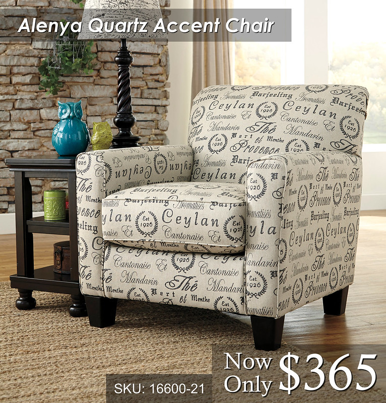Alenya Quartz Accent Chair