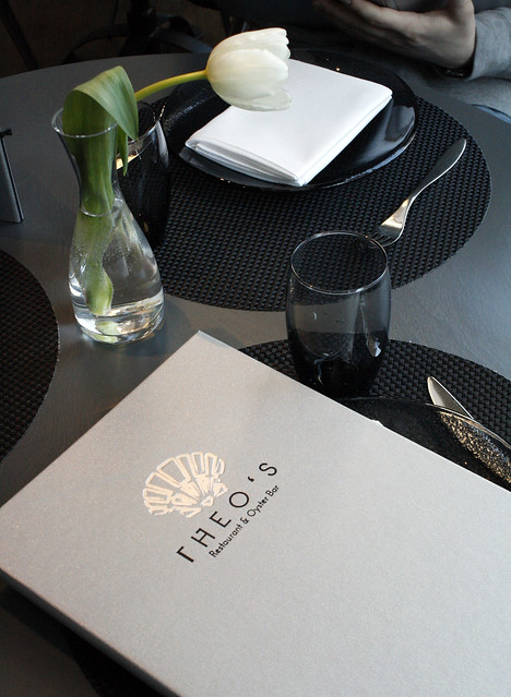 Theo's Restaurant & Oyster Bar