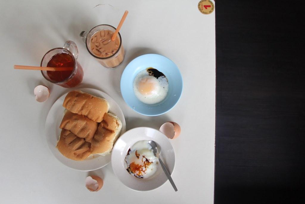 Hainanese style breakfast