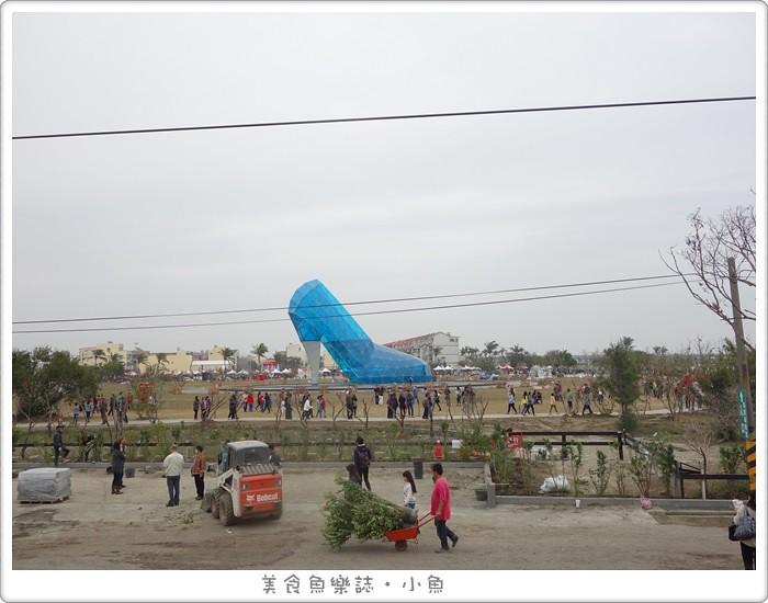 【嘉義布袋】高跟鞋教堂/布袋海濱公園/拍照熱門景點 @魚樂分享誌