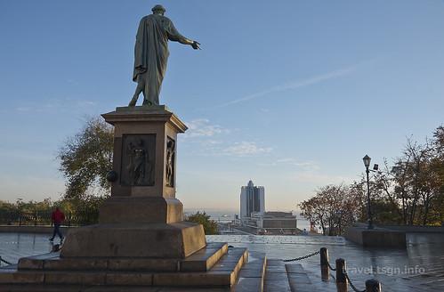 【写真】東欧周遊 : ポチョムキンの階段