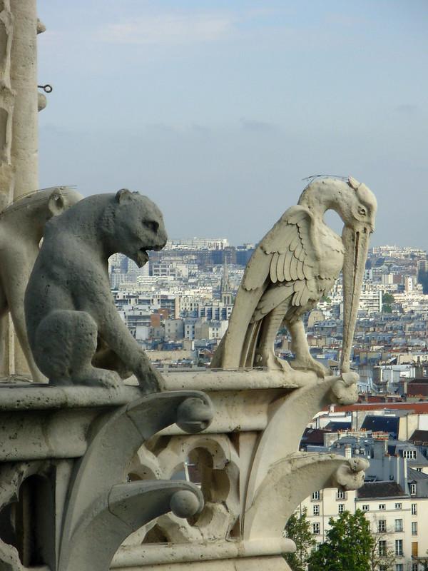 Torre da Catedral de Notre Dame
