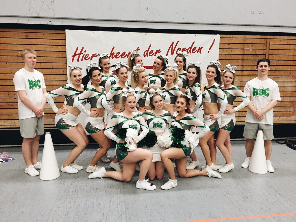 Cheerleading Regionalmeisterschaft Nord