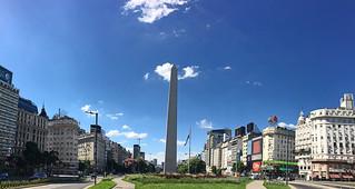 Buenos Aires - Obelisco