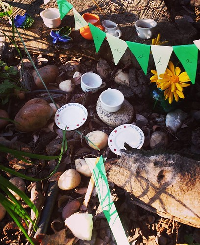 Leprechaun party! #spring #fairies #waldorfhome #waldorf