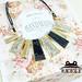 F.R.O.G.S PN01025歐美風金屬簡約幾何圖形皮繩掛件長鍊鎖骨鍊短鍊項鍊頸鍊毛衣鍊09
