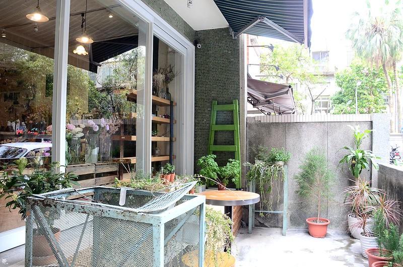儲房咖啡館菜單台北怎麼去捷運地址營業時間乾燥花 (7)