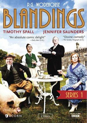 布兰丁斯城堡第一季的海报