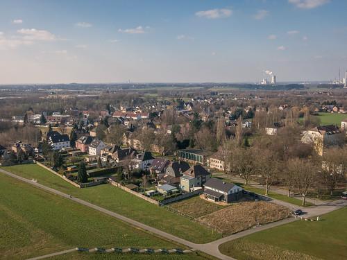 Blick von der Halde Gneisenau