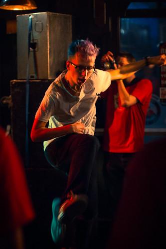 Speakerpunch - Beat the Boktor Fest 2014
