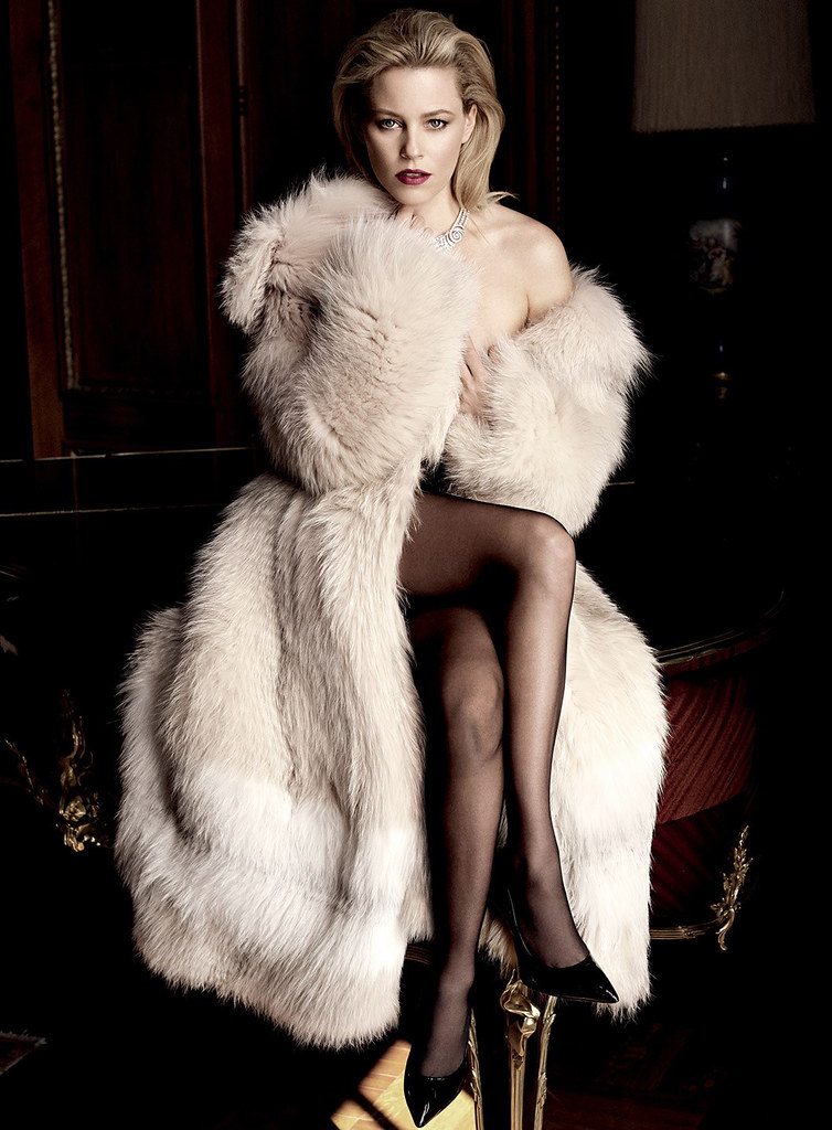 Элизабет Бэнкс — Фотосессия для «Vanity Fair» 2016 – 4