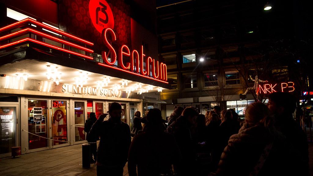 Sentrum Scene, Urørtfinalen 2016