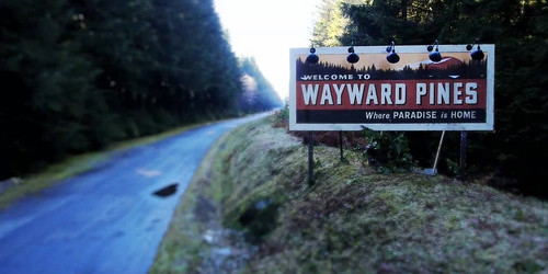 Wayward Pines - screenshot 1
