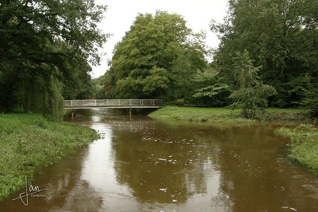 Gronau 2010 - Wateroverlast