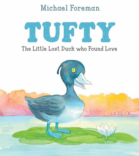 Michael Foreman, Tufty