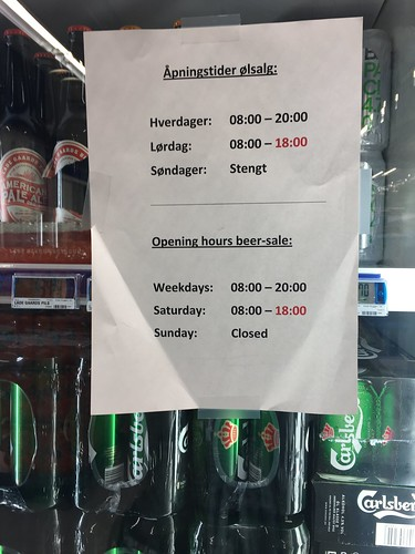 3 Mar - Curfew for sales of beer
