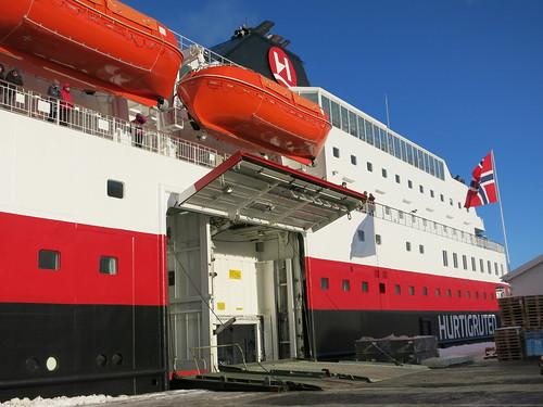 4 Mar - Stopover at Finnsnes