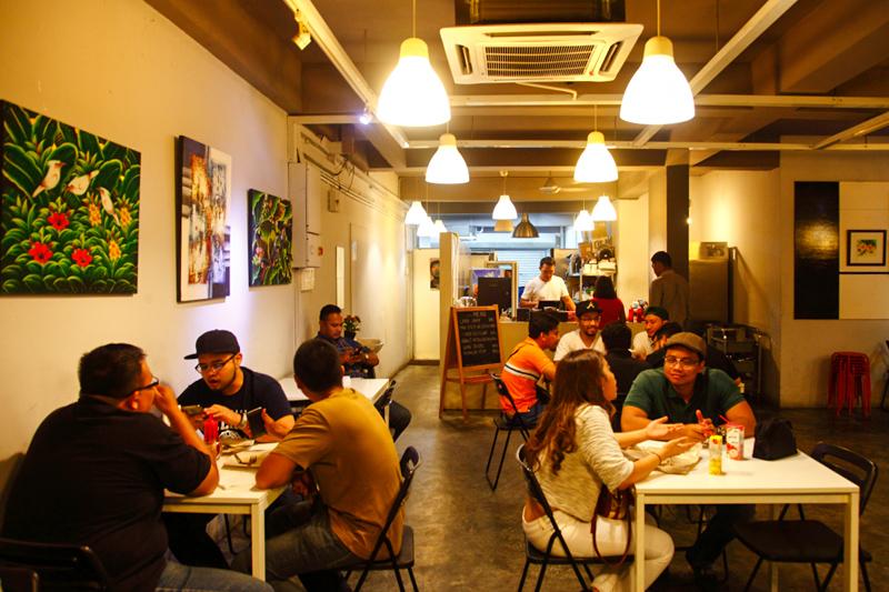 Humble Chef Restaurant Bukit Damansara