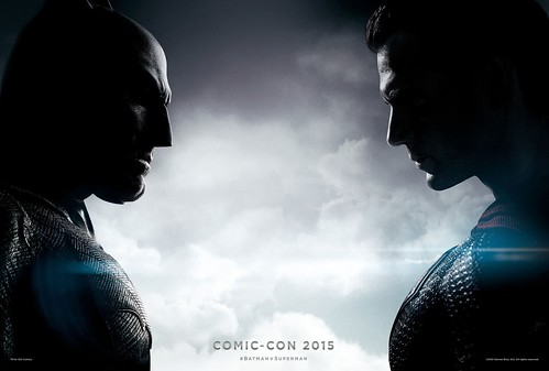 Batman v Superman - Dawn of Justice - Poster 3