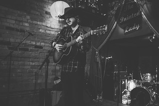 Colter Wall // Painted Lady, March 11th | by sparrowtreeproductions