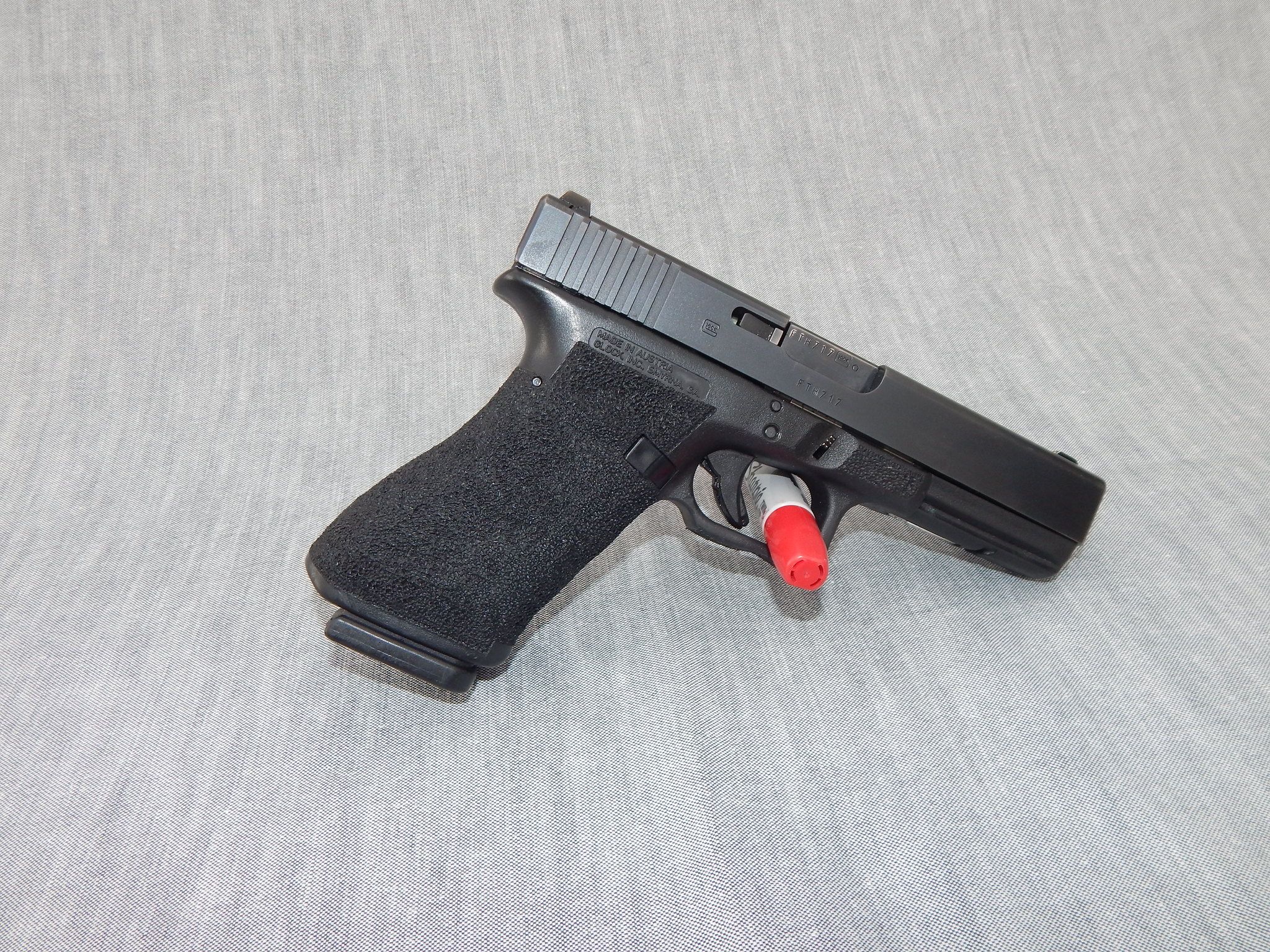 New stippled/reduced Glock 21 | The Leading Glock Forum and ...