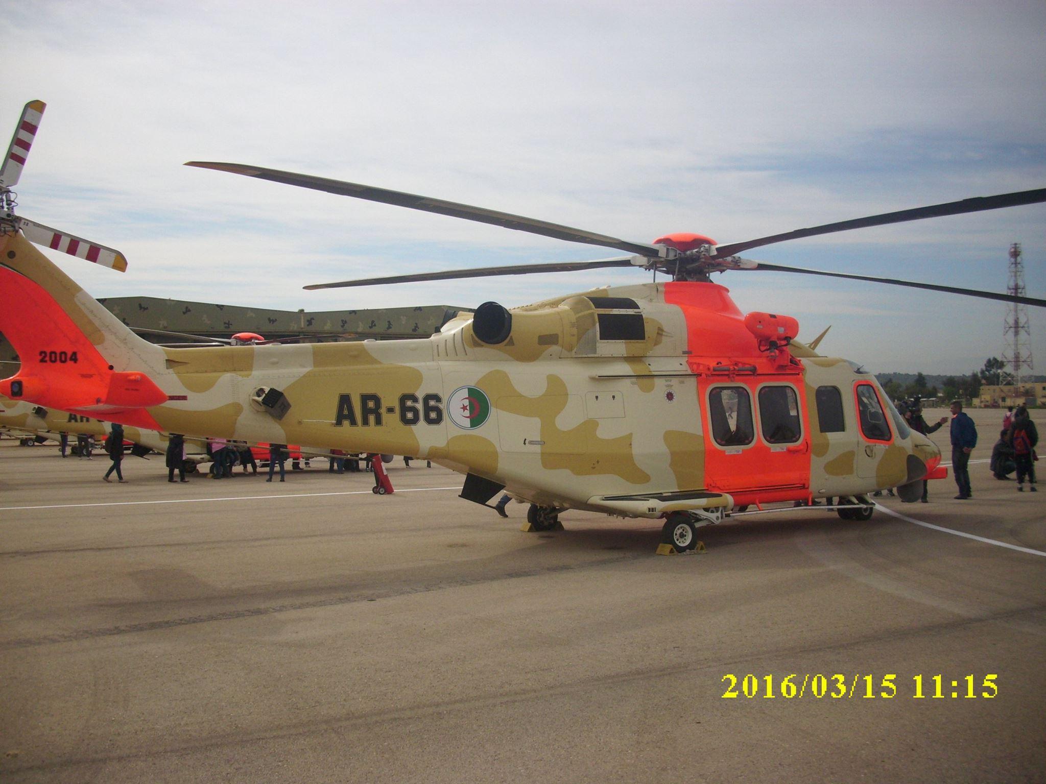 صور مروحيات القوات الجوية الجزائرية  [ AW-139 SAR ] - صفحة 2 25786390762_2721a9d8be_o
