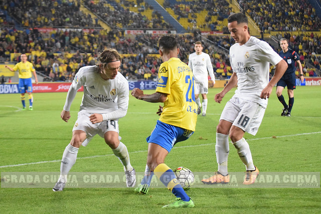 UDLP-Real Madrid (1-2)