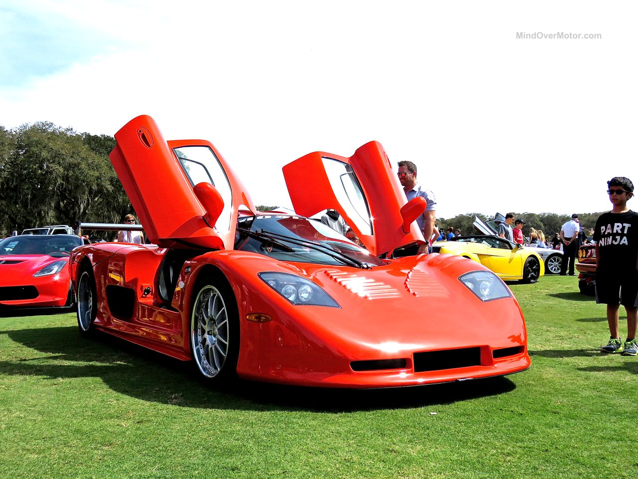 Mosler MT900 S Festivals of Speed Amelia Island 3
