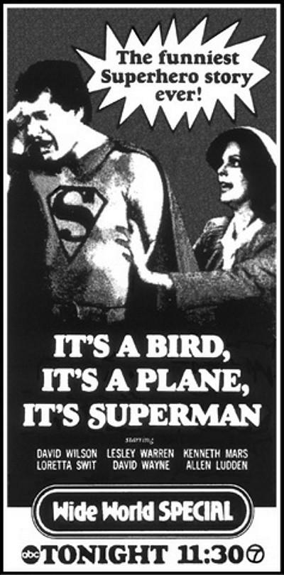 (1975) It's a Bird... It's a Plane... It's Superman!