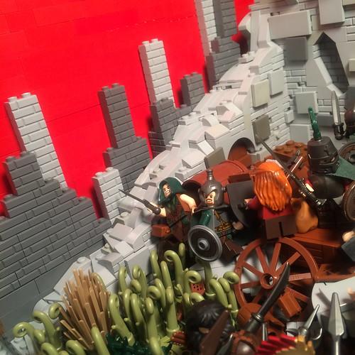 TTR6: The Barricade