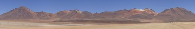 Montagnes de dali