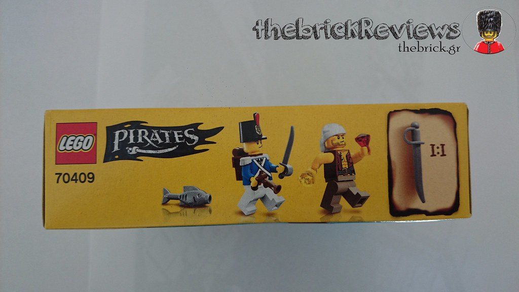 ThebrickReview: LEGO 70409 Shipwreck Defense (Pic Heavy!) 26058743930_f5f0b212be_b