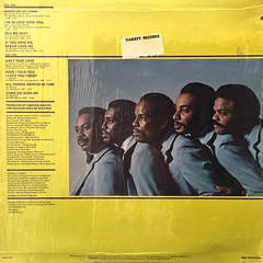 HAROLD MELVIN AND THE BLUE NOTES:ALL THINGS HAPPEN IN TIME(JACKET B)