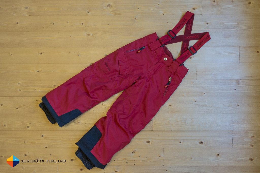 Marmot Space Walk Jacket and Edge Insulated Pants